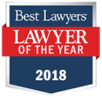 Best Lawyers of the year 2018